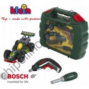 Конструктор гоночный автомобиль Klein 8395 с отверткой Bosch