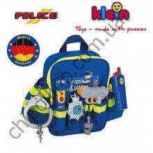 Рюкзак набор полицейского Klein 8802
