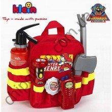 Рюкзак набор пожарника Klein 8900