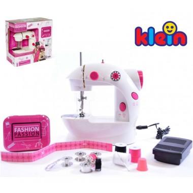 Игрушка швейная машинка Klein Fashion passion