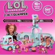 Автобус LOL Surprise Гламурный кемпер (562511)
