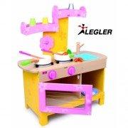 Детская деревянная кухня LEGLER Nena