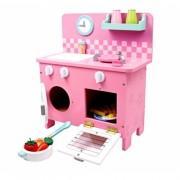 Детская деревянная кухня LEGLER Rosalie