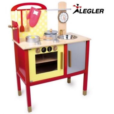 Детская деревянная кухня LEGLER Denise