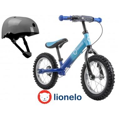 Беговел Lionelo DEX со шлемом