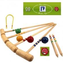 Игровой набор для игры в крокет Londero для 4 человек