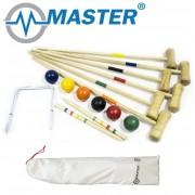 Набор для игры в крокет Master для 6 человек