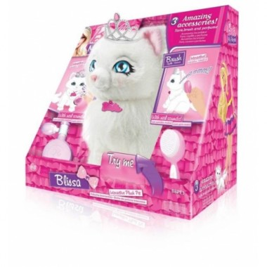 Интерактивная кошка Cat Bliss Barbie Блис