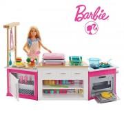 Игровой набор Барби Готовим вместе Barbie FRH73