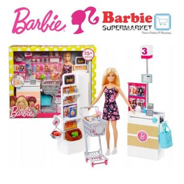Игровой набор Барби в супермаркете Barbie FRP01