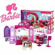 Гламурный дом Barbie Glam Getaway House CHF54 дом Барби