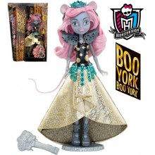 Кукла Monster High Mouscedes King City Boo York CHW64
