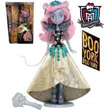 Кукла Monster High Mouscedes King City Boo York CHW64