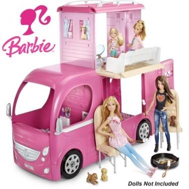 Интерактивный кемпер Барби Barbie Pop-up Camper CJT42