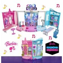 Игровой набор Барби Звёздная сцена Barbie Рок-Принцесса Mattel CKB78