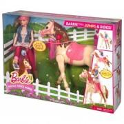 Набор Barbie Верховая езда CMP27