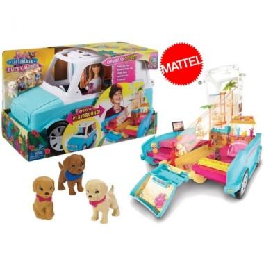 Игровой набор машина Барби Mattel DLY33