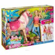Набор Barbie Барби и танцующая лошадка DMC30