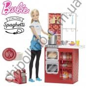 Набор с куклой Приготовление спагетти Barbie (DMC36)