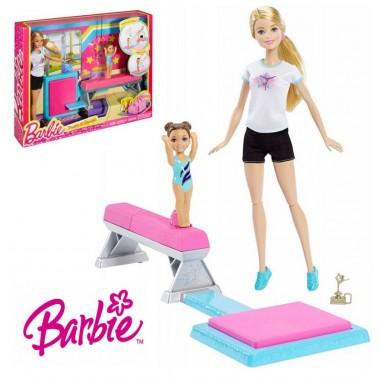 Игровой набор Barbie Умелая гимнастка DMC37