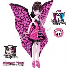 Кукла Monster High Улетная Дракулора DNX65