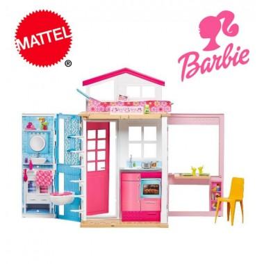 Портативный домик Barbie Mattel DVV47