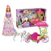 Игровой набор Barbie Экипаж принцессы из Свитвиля (DYX31)