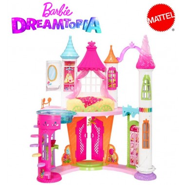 Дворец Страны Сладостей Барби