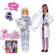 Кукла Барби космонавт и ученный Barbie FCP65