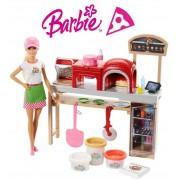 Игровой набор Barbie Пицца-шеф