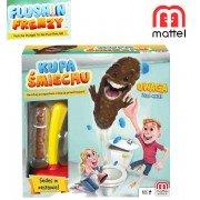 Настольная игра Mattel Flushin Frenzy Funny Toilet