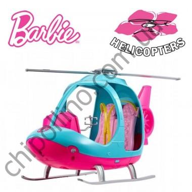 Вертолет Barbie Travel Helicopter FWY29