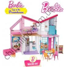 Домик Барби Малибу Barbie Malibu House Playset FXG57