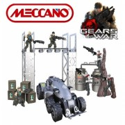Конструктор Meccano Locusts vs Delta Squad Battle Set Gears Of War