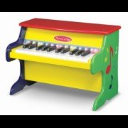 Первое пианино Melissa&Doug Learn-to-Play Piano MD1314