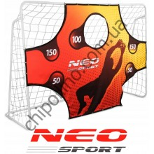 Футбольные ворота NEO Sport 300х200 см