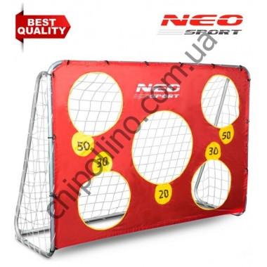 Футбольные ворота NEO Sport 215х153 см