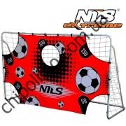Футбольные ворота Nils Extreme BR240P 240x150 см
