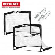 Футбольные ворота складные Net Playz Soccer Easy Playz 2 шт