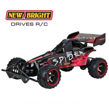 Багги на р/у 1:6 Baja Extreme Spider Buggy New Bright Red