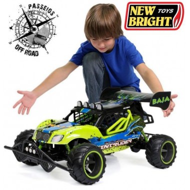 Багги на р/у 1:6 Baja Intruder Buggy New Bright
