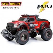 Автомобиль на р/у 1:8 Brutus R/C 4X4 Truck New Bright