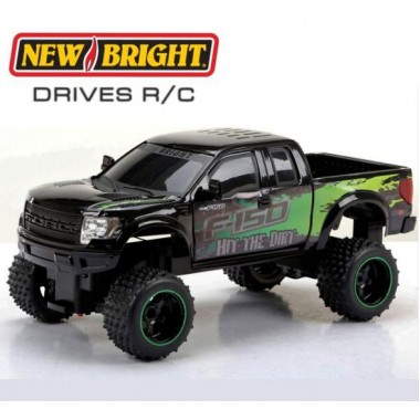 Автомобиль на р/у New Bright Ford F-150 Raptor RC