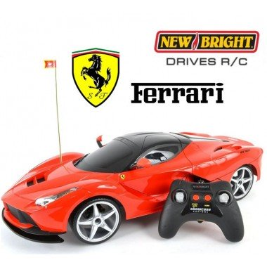 Автомобиль на р/у 1:6 La Ferrari New Bright Showcase Car R/C