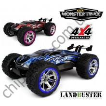 Автомобиль на р/у Monster Truck Land Buster 4x4