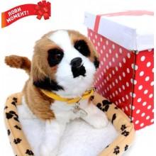 Интерактивная собачка Сенбернар Norimpex Bernardyn