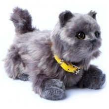 Интерактивный котёнок Дымок Norimpex
