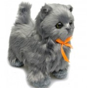 Интерактивный котёнок который ходит Norimpex Дымок