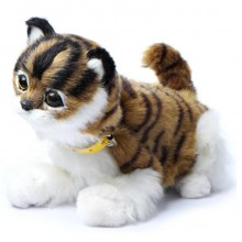 Интерактивный котёнок Ириска Norimpex