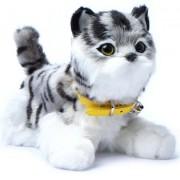 Интерактивный котёнок Полосатик Norimpex